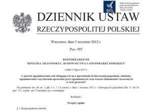 Wydano nowe rozporządzenie o egzaminowaniu