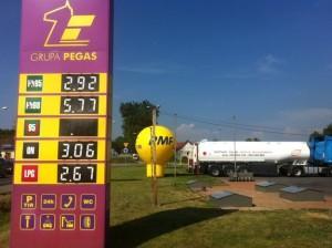 Litr paliwa za 3 złote. To możliwe.