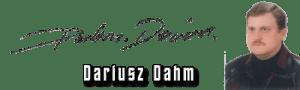 Dariusz Dahm - autor