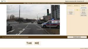 Egzamin wewnetrzny na prawo jazdy - Nowe testy 2013
