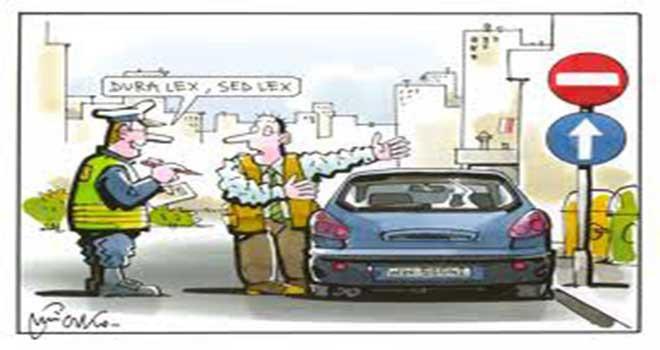 Znaki zakazu a egzamin na prawo jazdy