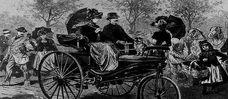 Historia prawa jazdy